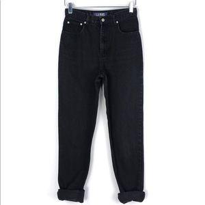 Vintage L.A. Blues Slim Fit High Rise Mom Jeans 26